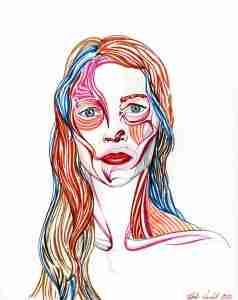 Self Portait, Heidi jandel