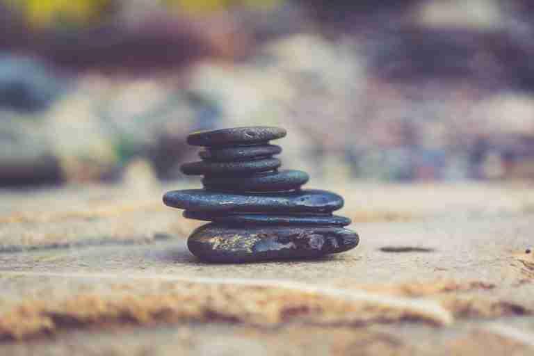 Balance & serenity