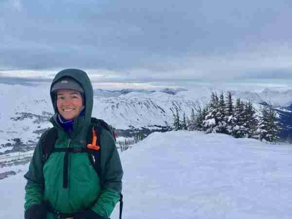 Heidi of the mountains
